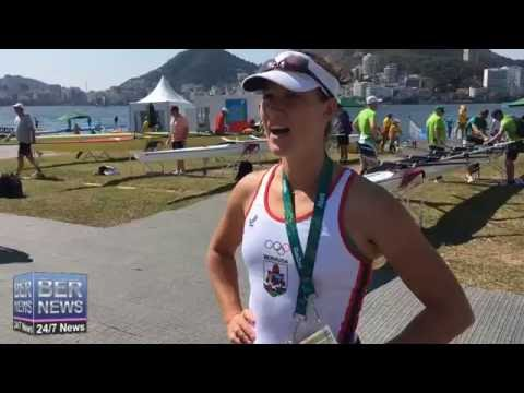 Shelley Pearson Advances To Olympic Quarter Finals, August 6 2016