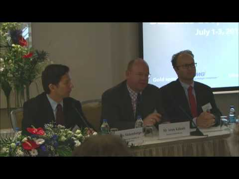 """Panel discussion """"Doing Business in Latvia - the perspective of Americans"""""""