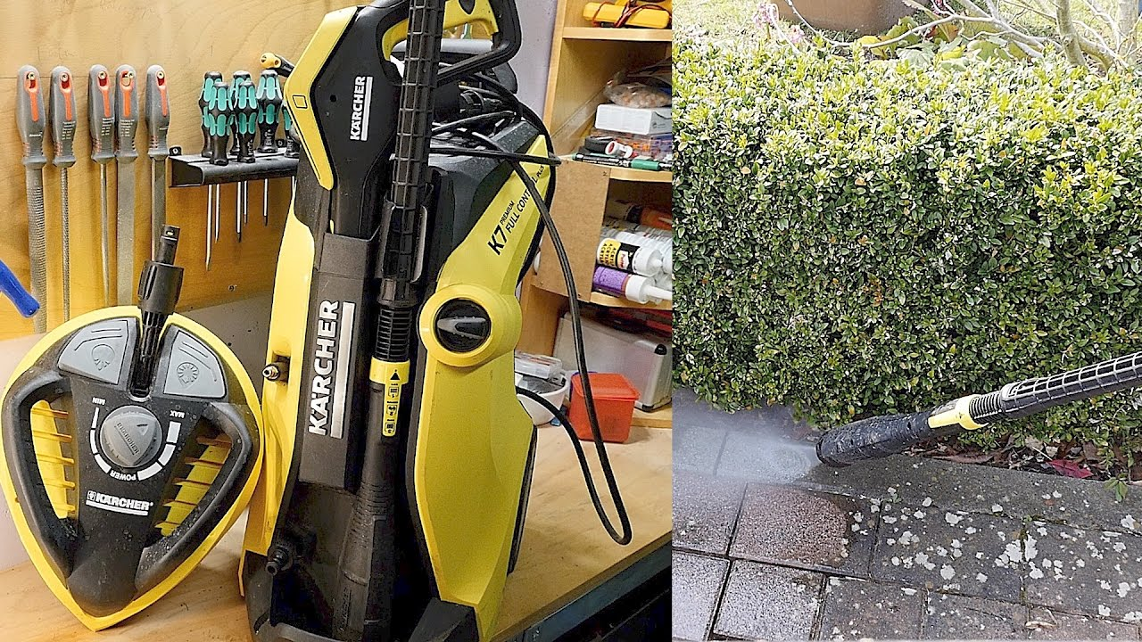 Karcher K7 Premium Full Control Home Power Ohne Ende Kärcher K7 Premium Full Control Plus Home Hochdruckreiniger 2017 Im Test Deutsch