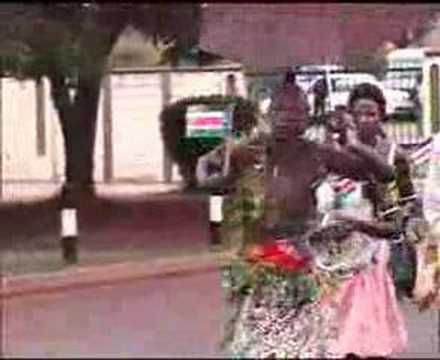 Comprehensive Peace Agreement (Part1) Sudan
