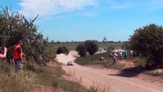 72. Rally Poland 2015 - Low Helicopter Pass