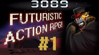 FPS RPG SHMUP? - 3089 -- Futuristic Action RPG - PART ONE