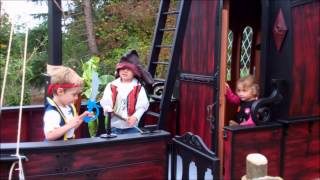 Pirate Ship Clubhouse