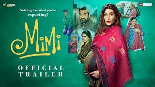 Mimi | Official Trailer | Kriti Sanon, Pankaj Tripathi, Dinesh Vijan, Laxman Utekar | 30th July Image