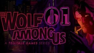 Wolf Among Us - Episode 1 - FAITH - Part 1