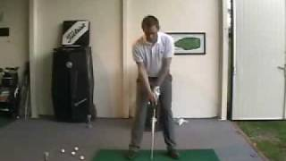 Golf Swing Slow Motion Drill