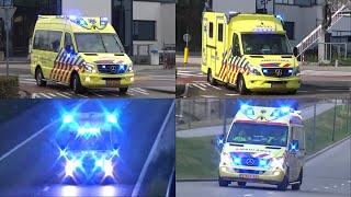 GGD Zuid-Limburg, ambulancepost Heerlen (small collection)