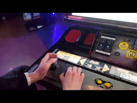 Tekken 6: Bryan Taunt Jet Upper Arcade London HD
