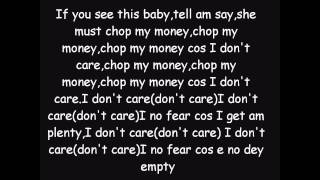 P-Square - Chop My Money Remix Ft. Akon, MayD (Lyrics)