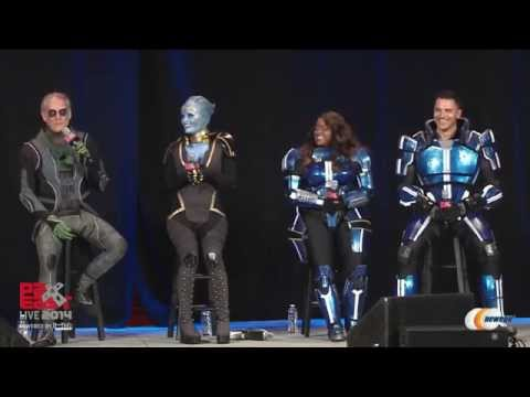 Mass Effect Cast Cosplay-Thane's voice actor