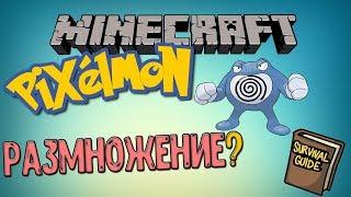 Гайд Pixelmon Можно ли все таки изменить ивс покемону   lya Gomz