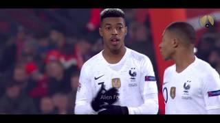Presnel Kimpembe VS Pays-Bas ( Netherlands ) 16-11-2018