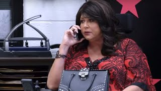 Abby CALLS THE POLICE On Michelle | Dance Moms | Season 8, Episode 10