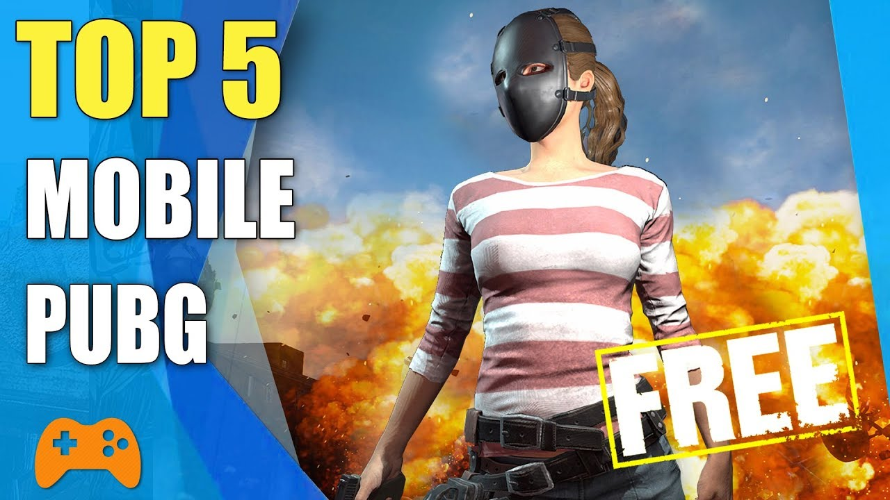 Top 5 Games Like Pubg For Android And Ios Free Battle Royale