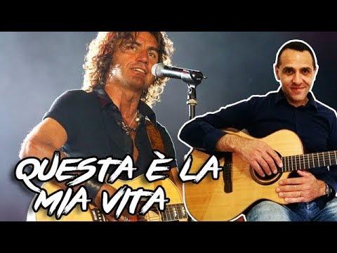 Ligabue - Questa è la mia vita - Chitarra - Facile