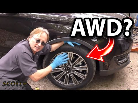 Should You Buy an All Wheel Drive Car? - DIY with Scotty Kilmer
