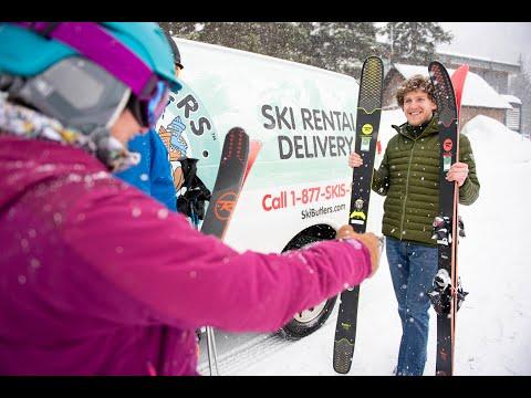 Ski Butlers | Ski Rental Delivery