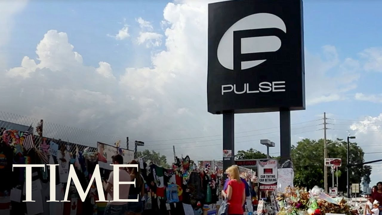 Watch The Orlando Pulse Nightclub Shooting Anniversary Service For