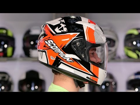 Thumbnail for Scorpion EXO-R710 Helmet Review
