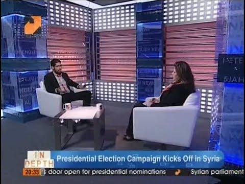 Al-Etejah In-Depth: Presidential election campaign kicks off in Syria
