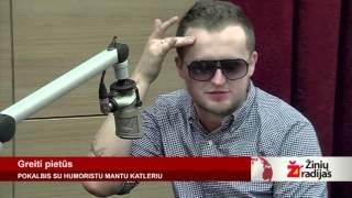 """""""Greiti Pietūs"""": A. Ramanauskas ir Mantas Katleris"""