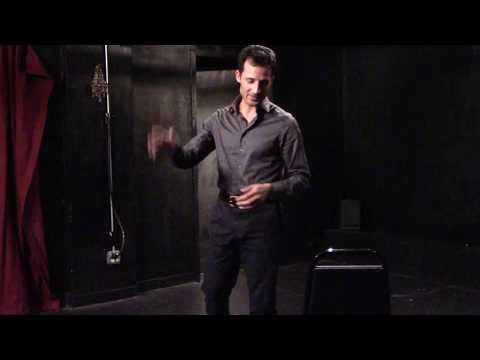 "VALENTINE XAVIER ""Orpheus Descending"" Speech"