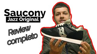 Saucony Jazz Original -  Revie…