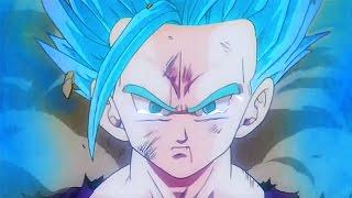 Gohan turns SSJ God vs Cell (Fan-Edit)