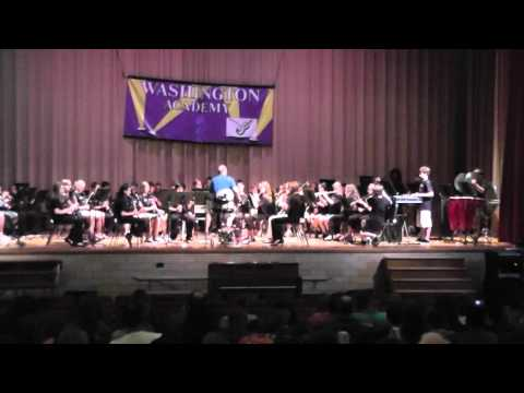 6TH Grade Begininng Band Spring Concert