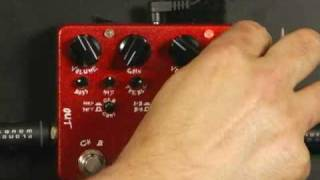 Gambar cover BB+ Plus Preamp / Overdrive Overview Part I