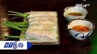 Gỏi cuốn tai heo:  Món ăn thanh mát dễ làm | VTC