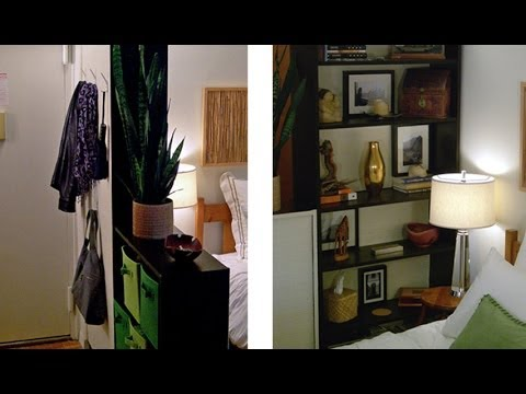 How to create an entryway using Ikea Billy bookcases