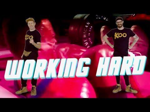 Koo Koo Kanga Roo - Working Hard (Dance-A-Long)