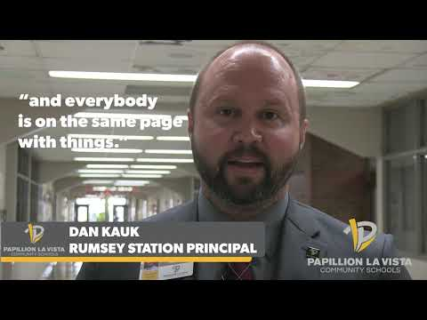 Rumsey Station Elementary School practices tornado drill