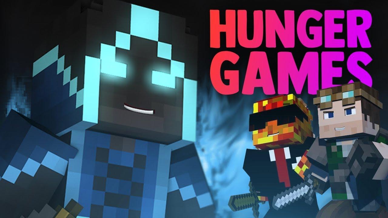 CELLBIT. PHOENIX. MARQUESZERO.  Minecraft Hunger Games
