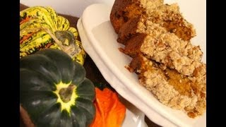 Diy: Chocolate Chip  Pumpkin Bread