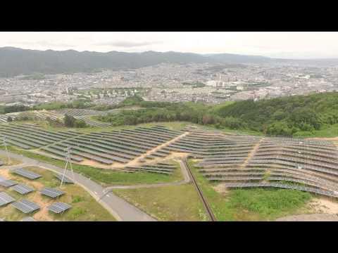 京都伏見桃山 太陽光発電所1/ Kyoto Mega Solar 1