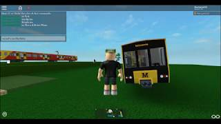 Oxford Road Level Crossing On Roblox: Metro Trains