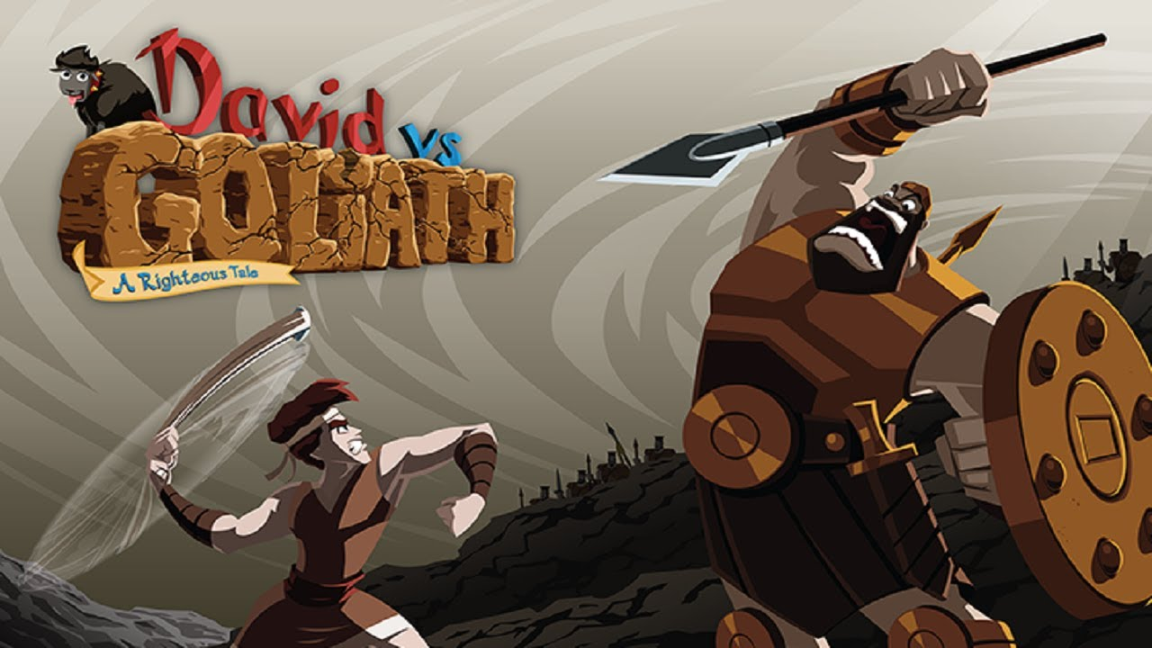an analysis of the story of david versus goliath 6 david and goliath stories  major media outlets picked up the story,  the information on this website solely reflects the analysis of or opinion about the.
