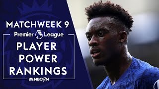 Chelsea stars storm into Premier League power rankings in Matchweek 9 | NBC Sports
