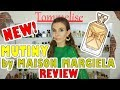 NEW PERFUME MUTINY by MAISON MARGIELA REVIEW   Tommelise
