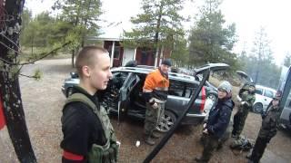 Meri-lapin Airsoft-kauden Avajaiset 2013 - Offarikierros 11.5.2013