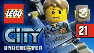 LEGO City Undercover Gameplay Walkthrough - Part 21 Astronaughty Wii U Let's Play