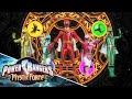 Power Rangers Mystic Force Alternative Opening #1 | Rock Demo