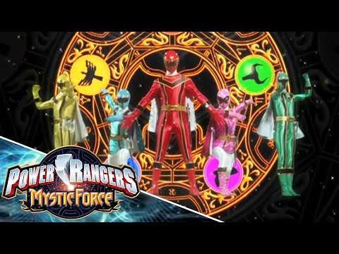 Power Rangers Mystic Force Alternative Opening #1 | Rock Demo