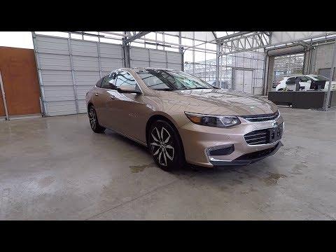 "2018 Chevrolet Malibu LT ""TRUE NORTH EDITION"" - SANDY RIDGE METALLIC"
