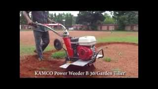 Kerala Agro Machinery Corporation Ltd (KAMCO) Products Demo Video