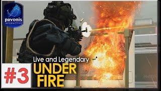 XCOM 2 Long War: Live and Legendary #3 - UNDER FIRE