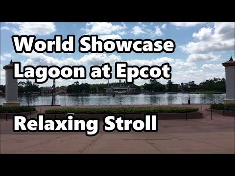 World Showcase: A Relaxing Stroll and Tour at Epcot | Walt Disney World