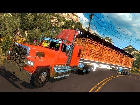 COLOMBIA | Ford 9000LT recorrido por Montaña rumbo a Sogamoso